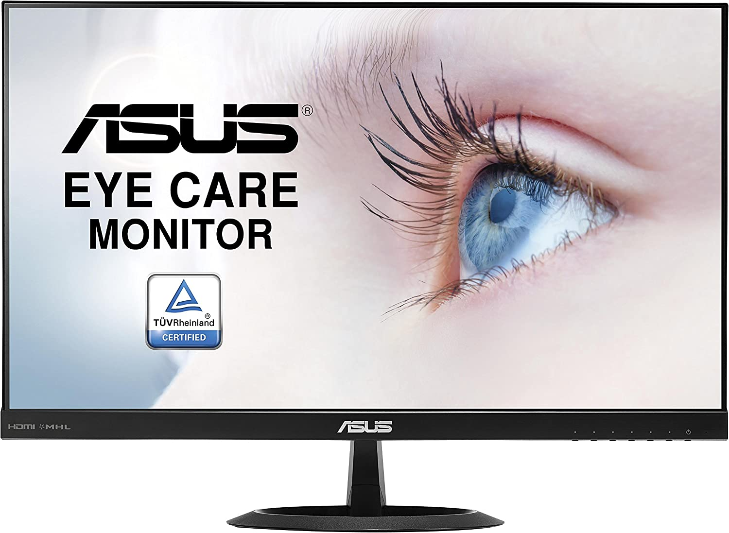 ASUS VX10AH 10 Inch Gaming Monitor (Frameless IPS 10 ms Console with Dual  HDMI ports, 101060 x 10, 10 cd/m10)