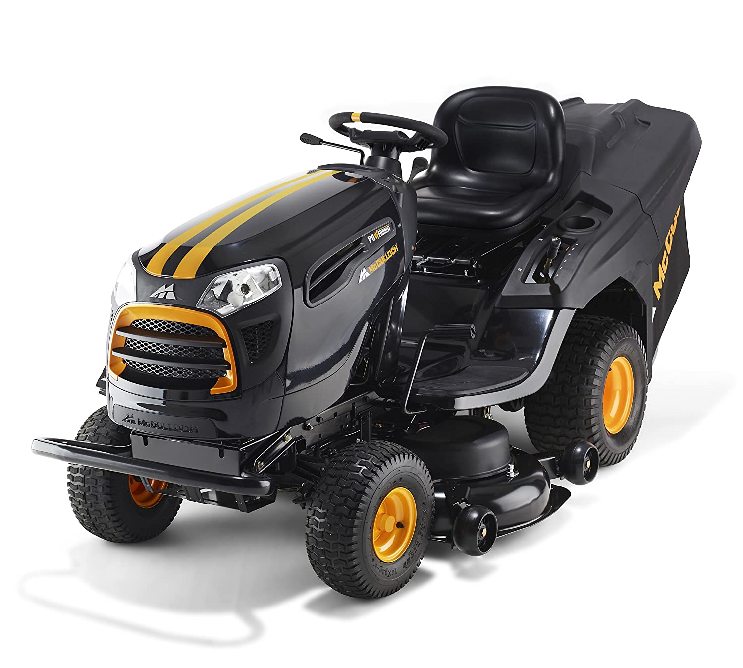 MCCULLOCH GM960510153 Tractor M200-107TC POWERDRIVE ...