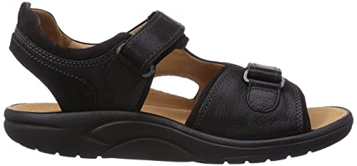 Aktiv Gero, Weite G, Mens Open Toe Sandals Ganter