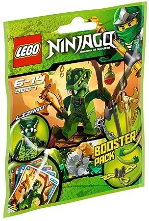LEGO Ninjago 9557 - Lizaru: Amazon.es: Juguetes y juegos