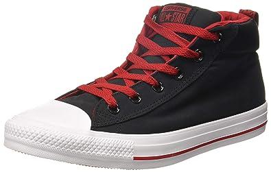 4f56b80398c2 ... canada converse mens black grey sneakers 7 uk india 40 eu 4488e 2d834