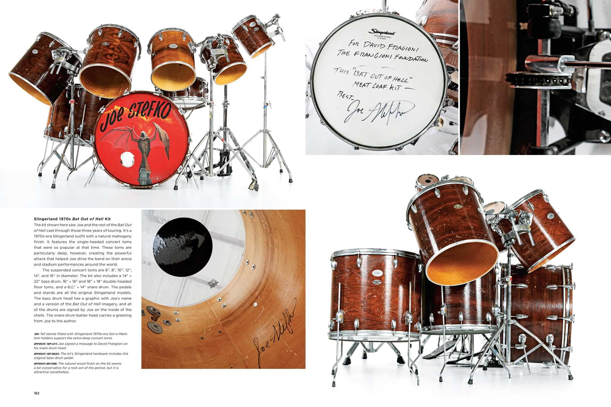 Crash The World S Greatest Drum Kits From Appice To Peart To Van Halen Amazon Co Uk David Frangioni 9781683833048 Books