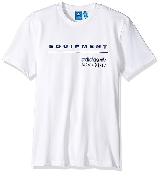 a09082cca39f adidas Originals Men's Graphic Tee at Amazon Men's Clothing store:
