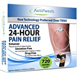 ActiPatch Advanced 24-Hour Chronic Pain Relief - Neuromodulation Therapy Device