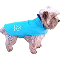 Street Dog Sueter Chaleco de Colores para Perro Ajustable. Chaqueta para Perro Chico, Mediano y Grande. Chamarra para…