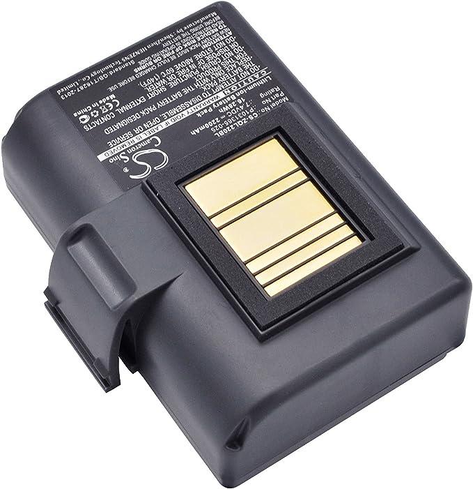 Original Zebra Battery P//N P1051378 for QLN220 QLN320 ZQ510 ZQ520 Printer
