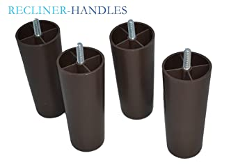 Amazon Com Recliner Handles Replacement Furniture Legs 5 Inches