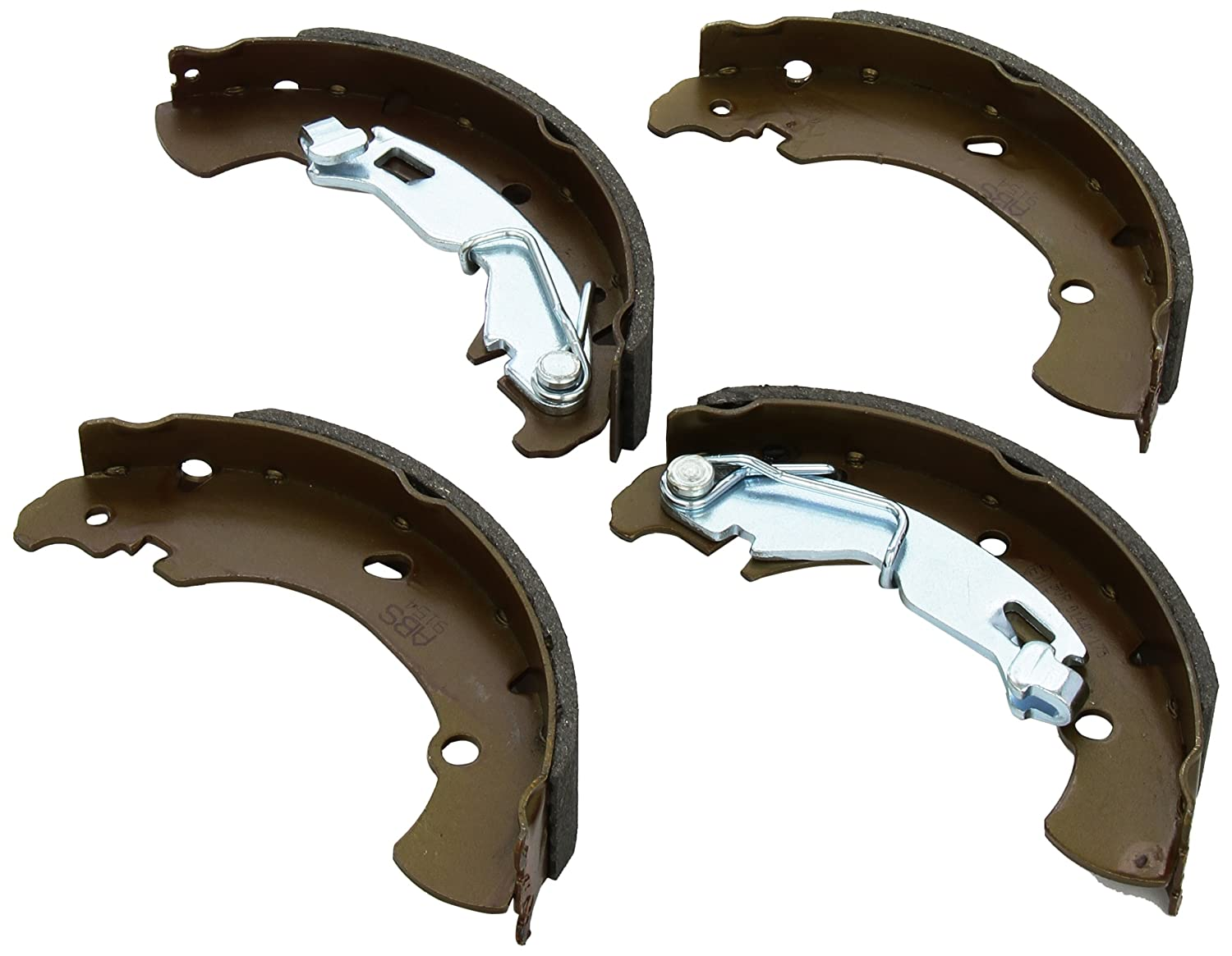 ABS All Brake Systems 9154 - Kit Ganasce Freno ABS All Brake Systems bv