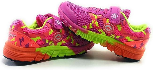 Jhayber ROCINO, Zapatillas de Running para Niños, Fucsia, 22 EU: Amazon.es: Zapatos y complementos
