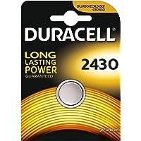 Duracell Düğme Pil 2430 Tekli 3 Volt