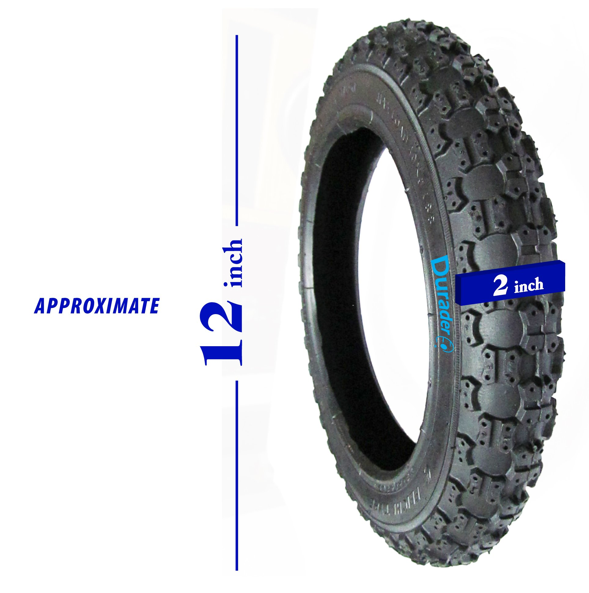front tire & tube for Graco FastAction Jogger by Lineament (Image #8)