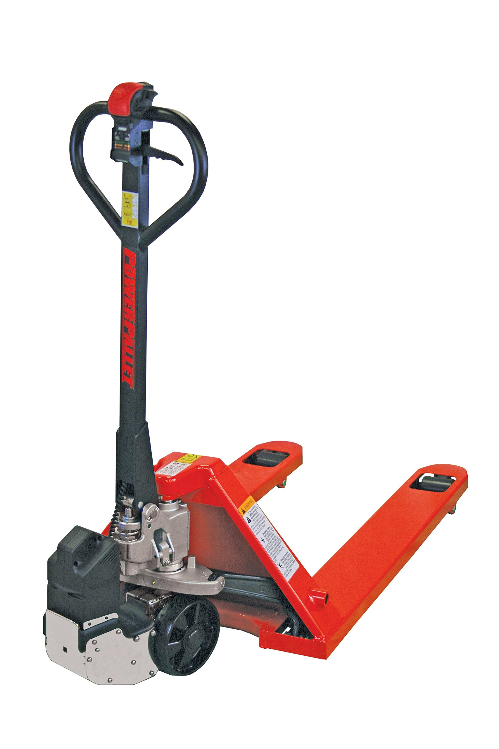 PowerPallet 2000 Mounted Kit: 3,500 pound rated 27'' x 48'' electric pallet jack by PowerPallet (Image #1)