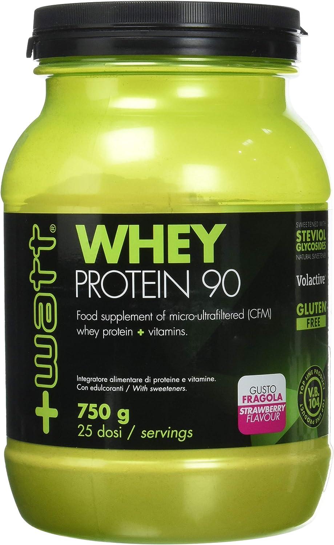 Whey Protein 90 - 750 g Fresa