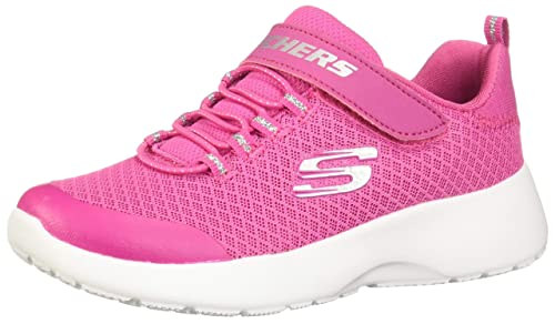 Skechers 81301L Dynamight Rally Racer Girls Trainers: Amazon