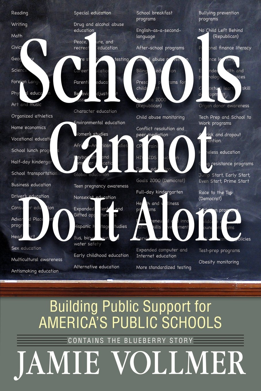 Read Online Schools Cannot Do It Alone pdf