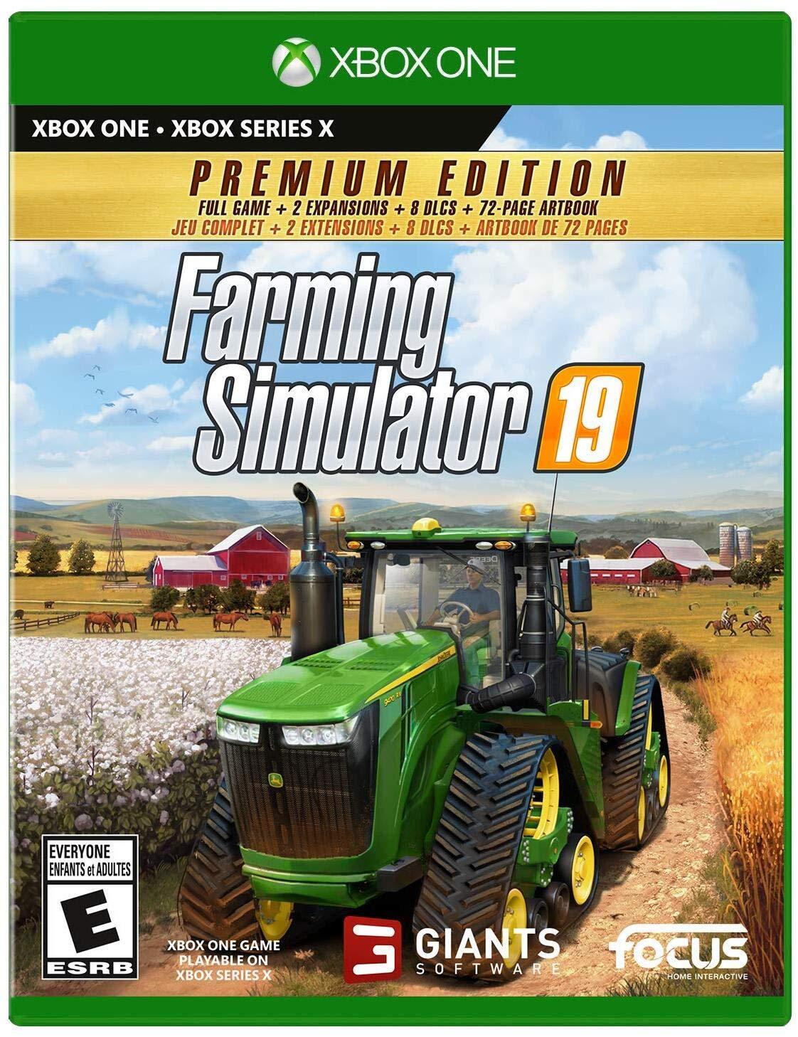 Farming Simulator 19: Premium Edition (Xb1) - Xbox One
