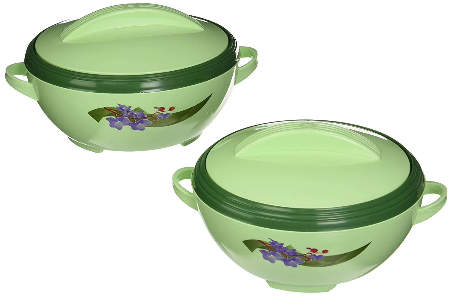 Cello Buffet Insulated Casserole Food Server Hot Pot (2-Piece Set) Buffet-2