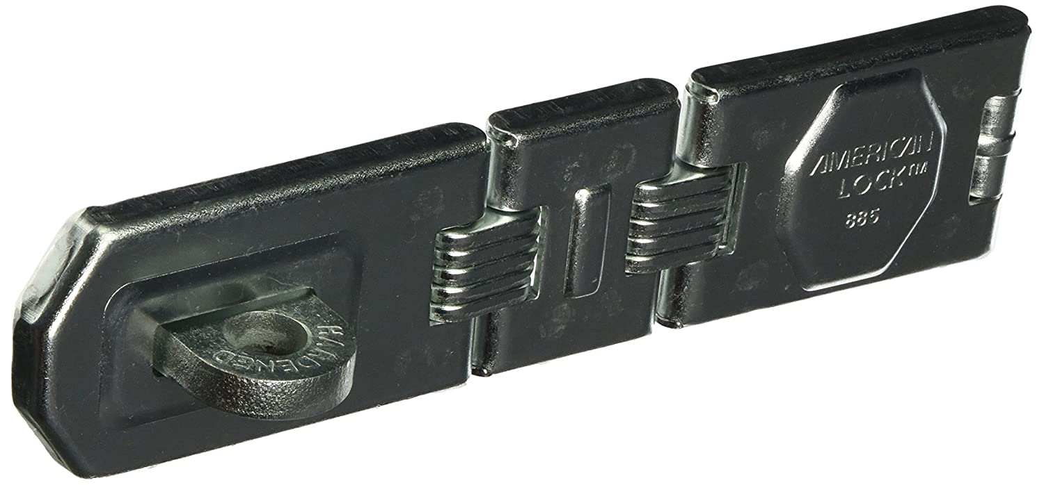 MASTER LOCK A885D Hasp Double Hinge 7 3 4