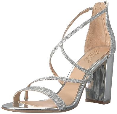 5e71166dba7e Amazon.com  Badgley Mischka Jewel Women s Gale Heeled Sandal  Shoes