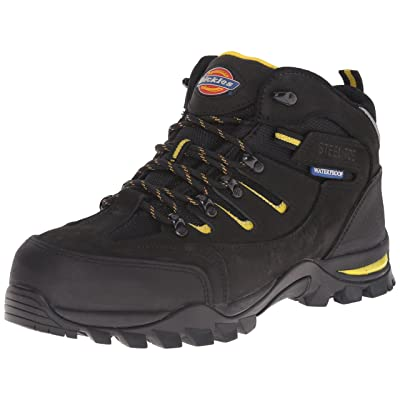 Dickies Men's Sierra Safety Hiker | Industrial & Construction Boots