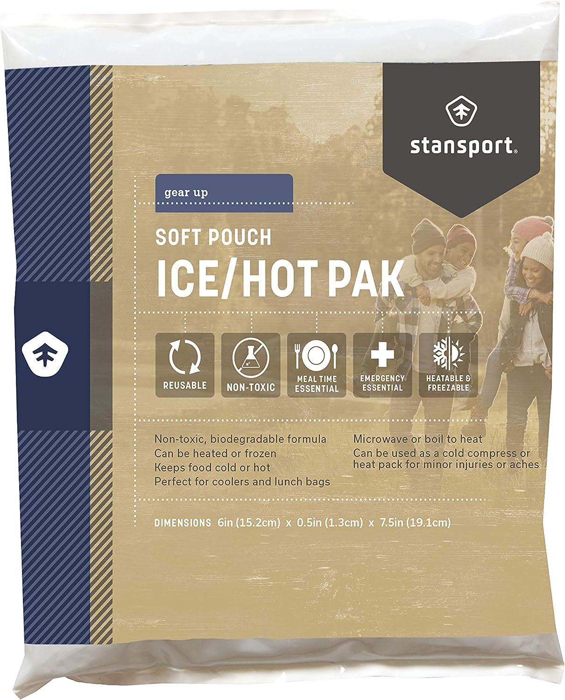 Stansport Soft Pouch Ice//Hot Pak Medium