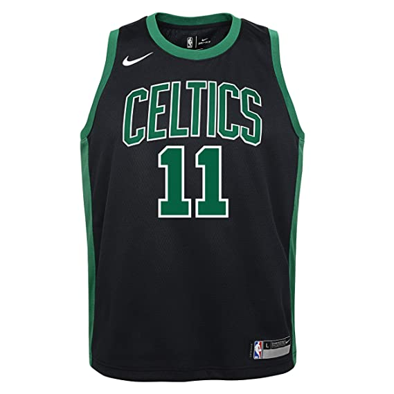 Nike NBA Boston Celtics Kyrie Irving 11 2017 2018 Statement Edition Jersey Oficial Away, Camiseta de Niño: Amazon.es: Ropa y accesorios