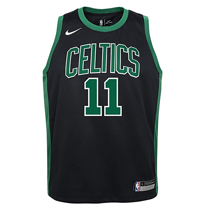 Nike NBA Boston Celtics Kyrie Irving 11 2017 2018 Statement Edition Jersey Oficial Away, Camiseta de Niño: Amazon.es: Ropa y accesorios