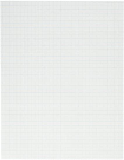 amazon com school smart graph papers 8 1 2 x 11 1 4 rule two