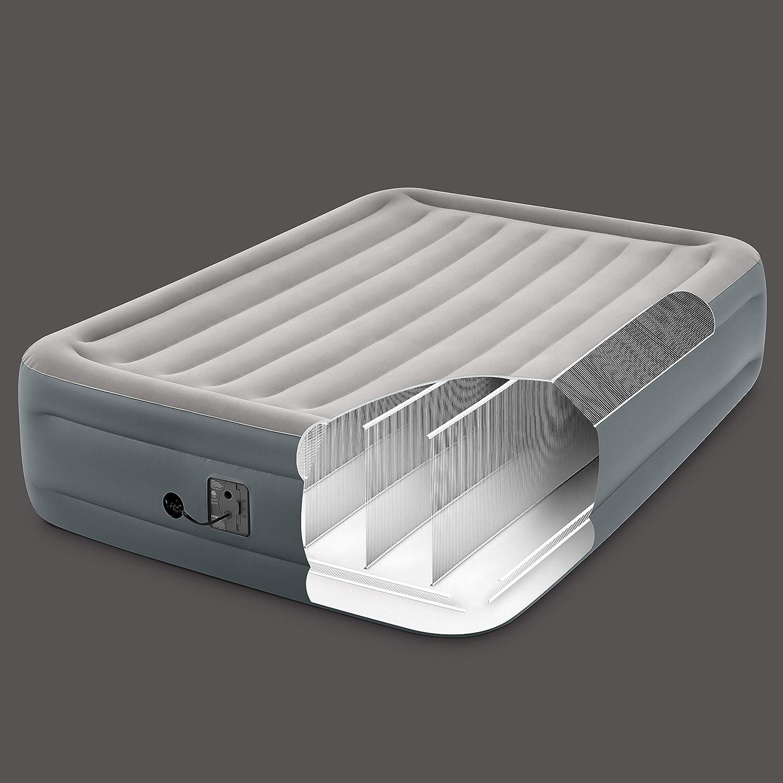 Amazon.com: Intex Dura-Beam Series - Cama hinchable con ...