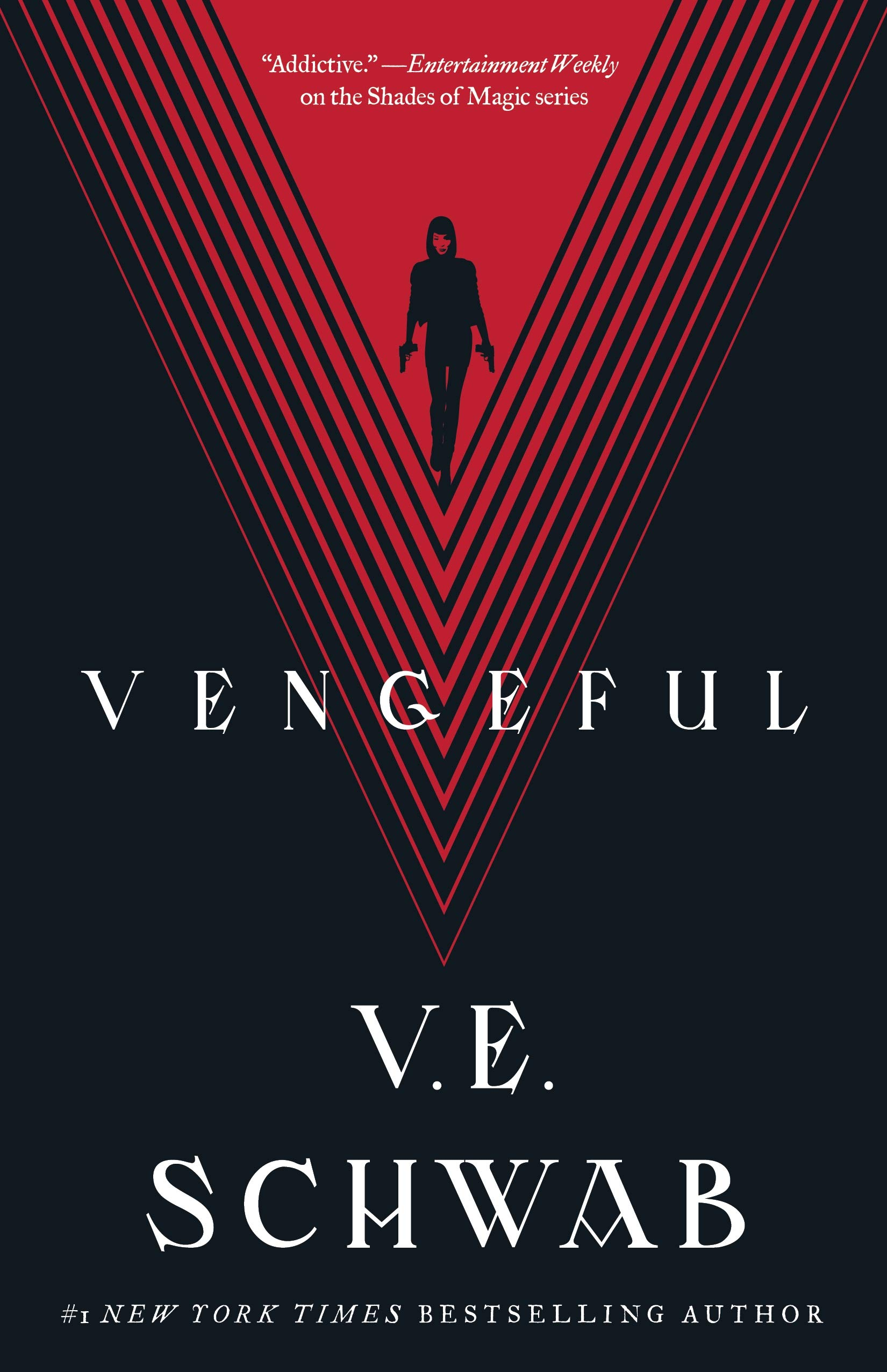 Vengeful: Schwab, V. E.: 9780765387523: Books - Amazon.ca
