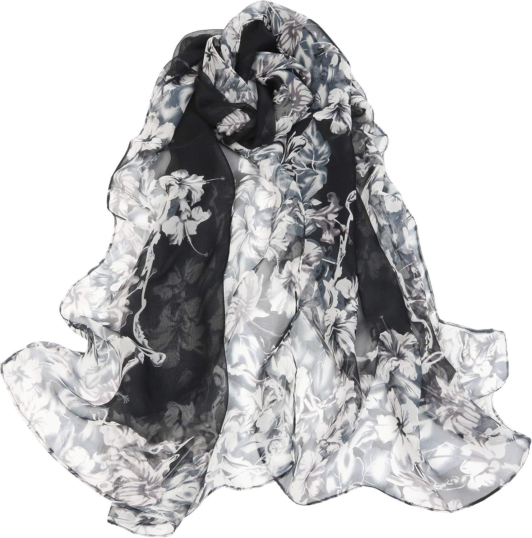 Fall Lightweight Scarves for Women 100/% Silky Feeling New Designed Wraps for Women