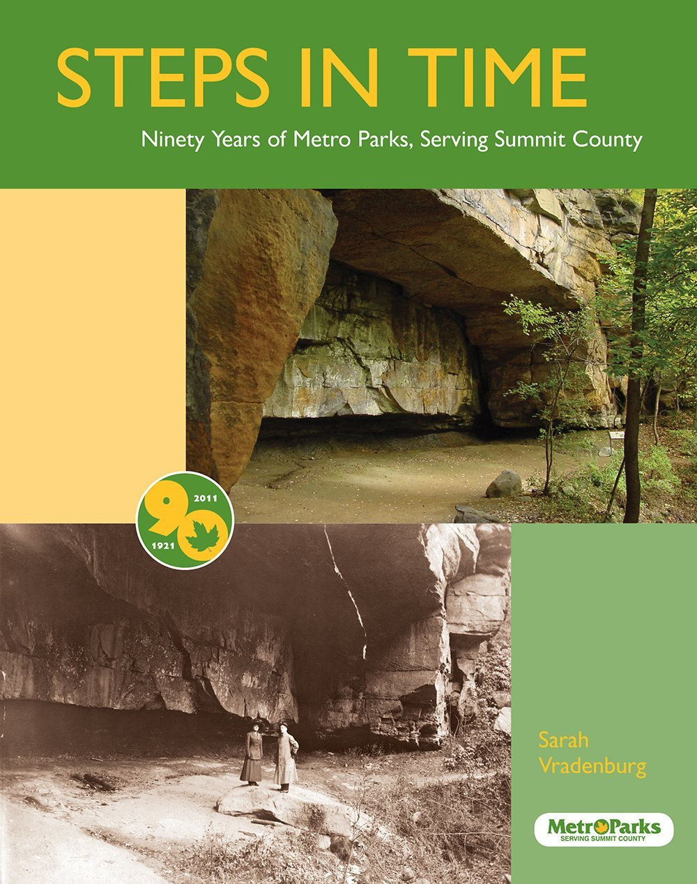 Steps in Time: Ninety Years of Metro Parks, Serving Summit County