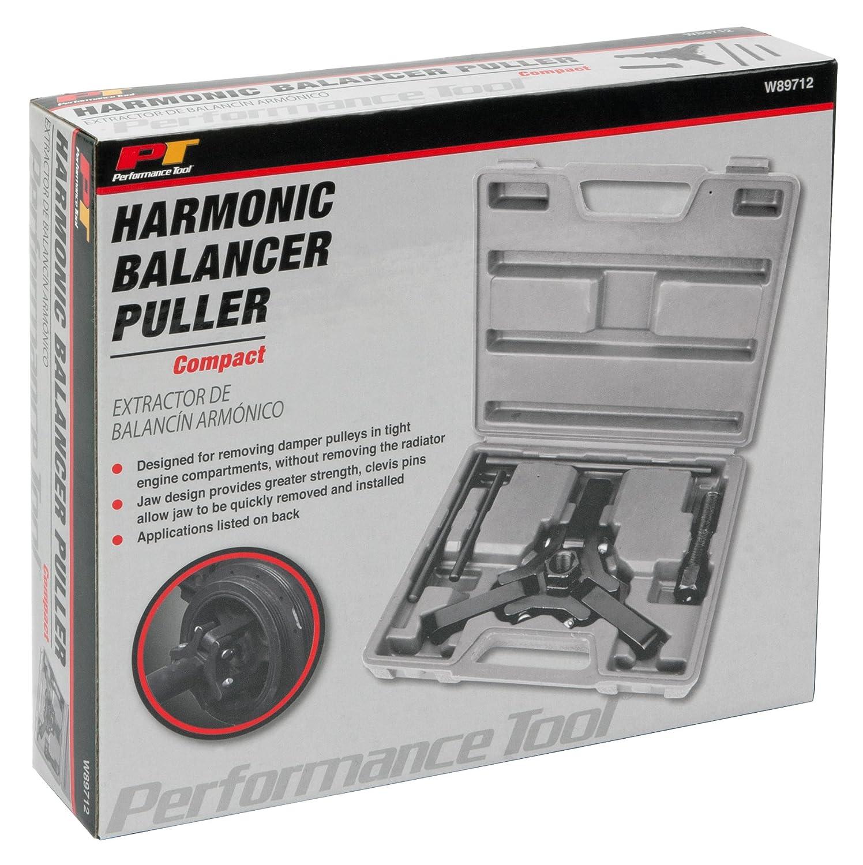 Performance Tool W89712 Compact Harmonic Balancer Puller