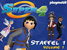 Super 4 - Staffel 1 - Vol 1