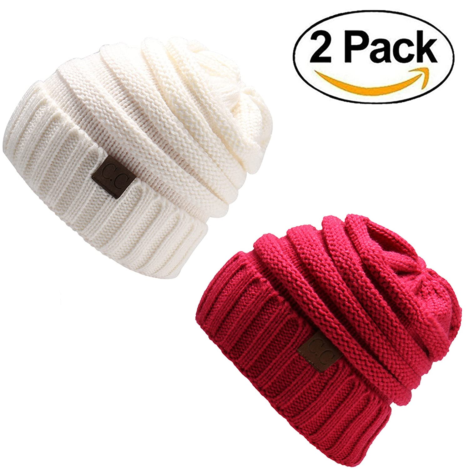 Amazon wonderful fashion cable knitted hat with visor bill amazon wonderful fashion cable knitted hat with visor bill winter warm hat for women clothing magicingreecefo Image collections