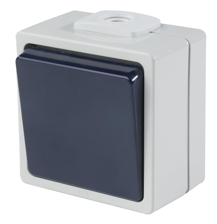 as - Schwabe 62450 - Interruptor estanco (230V)