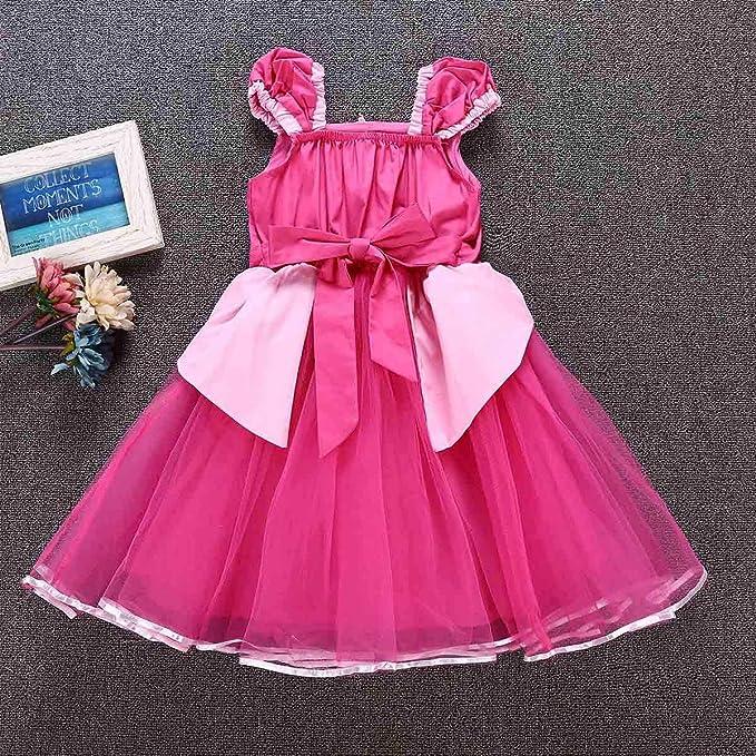 Amazon.com: Baby.Yep - Disfraz de princesa Cenicienta ...
