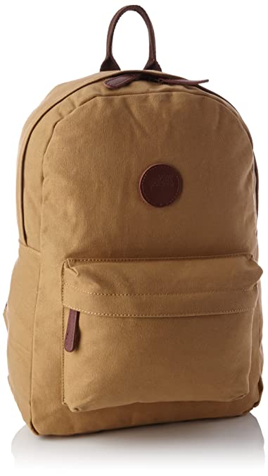 980268b7bfc Timberland leather goods Womens CANVAS BACKPACK Backpack Handbags Brown  Braun (BRITISH KHAKI 918) Size: 30x45x15 cm (B x H x T): Amazon.co.uk:  Shoes & Bags