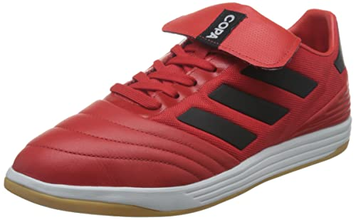 competitive price 77008 5e55d adidas Mens Copa Tango 17.2 Tr Indoor Soccer Shoes, Red (Red C Ore  Blackcrystal