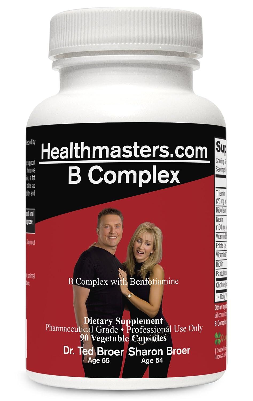 Amazon.com: B Complex: Health & Personal Care