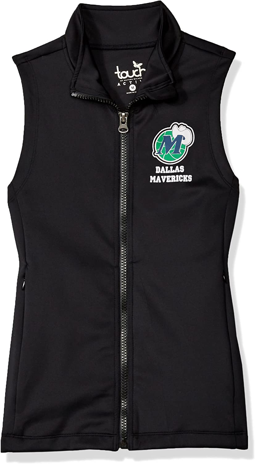 Touch by Alyssa Milano Womens NBA Victory Vest