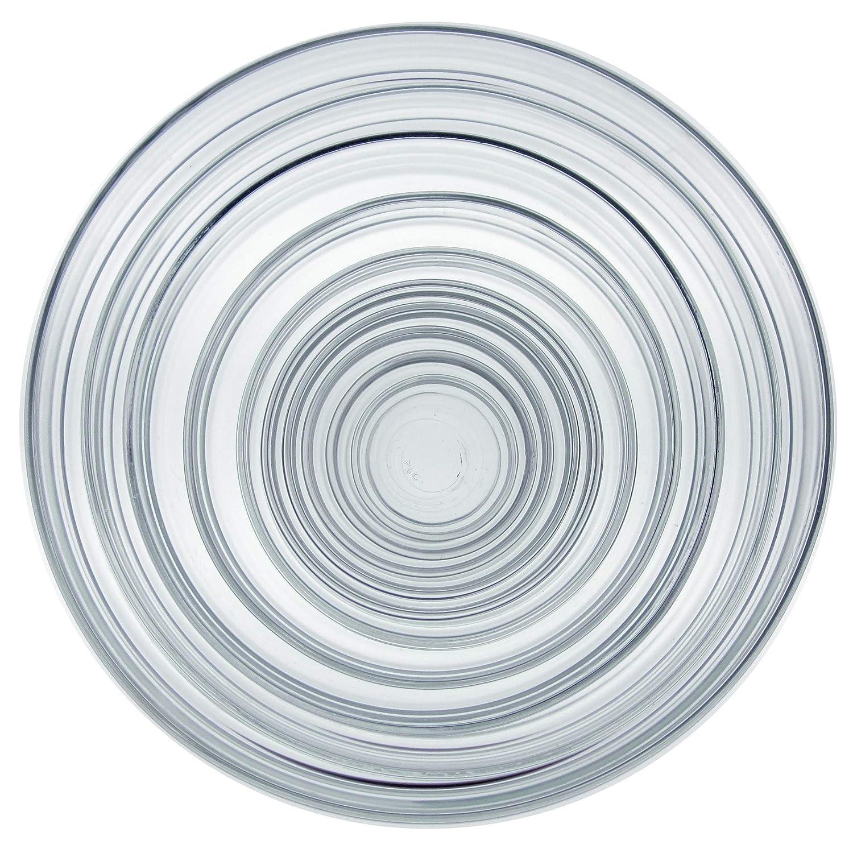 Luminarc N6938 10 Piece Stackable Bowl Set Clear