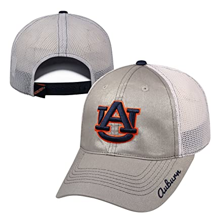 more photos f2e4e 4d7fc Top of the World Auburn Tigers Official NCAA Adjustable Womens Glmor Hat Cap  796321