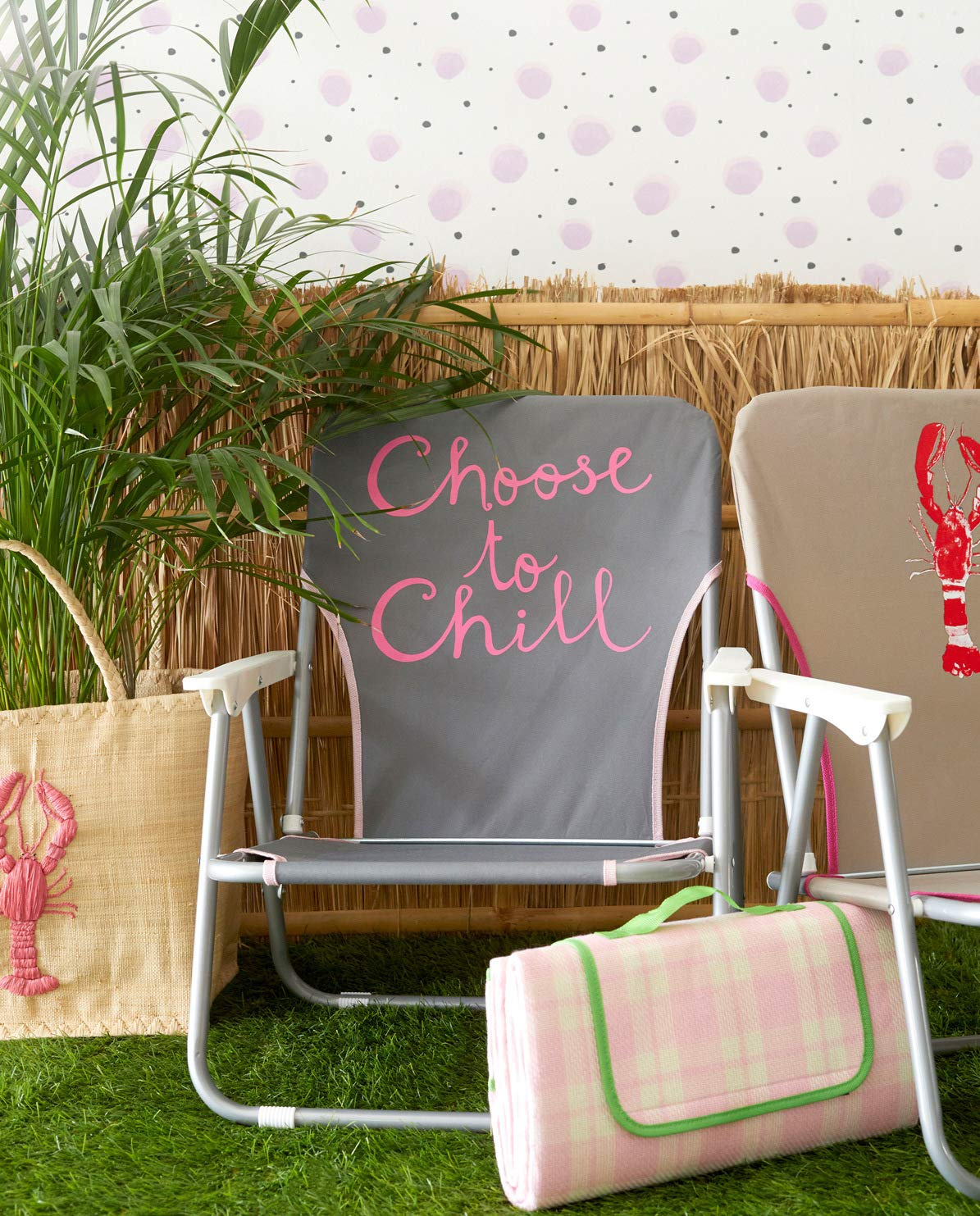 Rice Choose to Chill - Silla Plegable: Amazon.es: Juguetes y ...