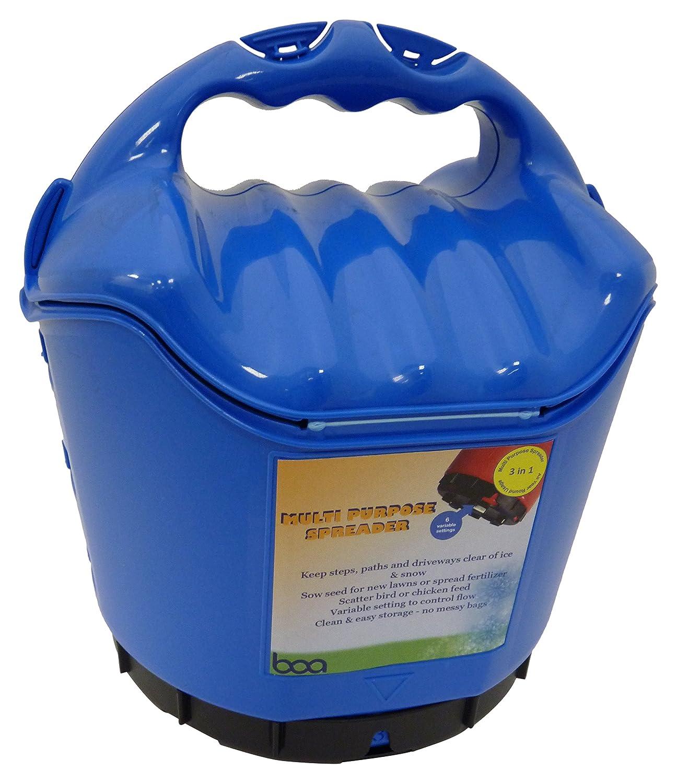 Boa 112 Shaker Multi Purpose Salt Spreader Green