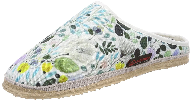 Giesswein Passthurn, Pantofole Donna Verde (Gras)