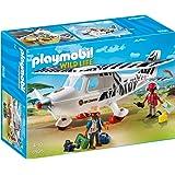 PLAYMOBIL 6938 - Safari-Flugzeug