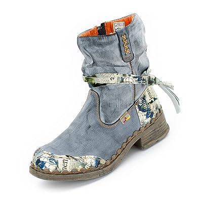 ATM TMA, Desert Boots Femme - Bleu - Bleu, 41 EU