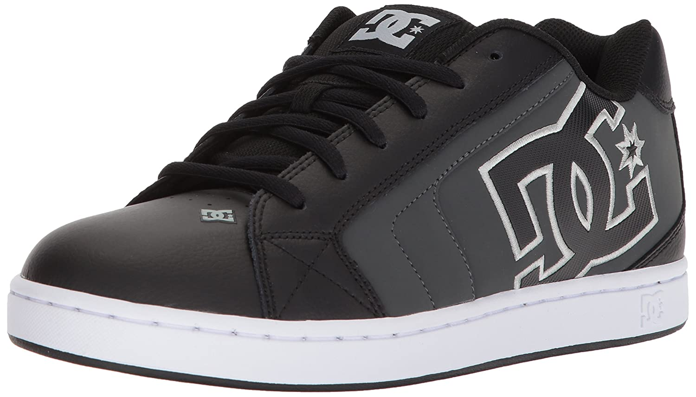 Original Shoes DC Serien graffik Herren Skate-Schuhe Schwarz/Skateboarding Sneakers Sportschuhe Schwarz