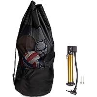 Bramble Extra Grote Waterdichte Mesh Ball Bag met Pomp, 110 cm